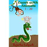 Count with Animals from One to Twenty - A Cute Counting Picture book for children