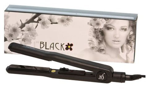 Herstyler Tourmaline Hair Straightener, Black