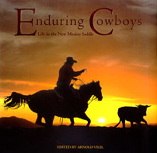 Enduring Cowboys Life in the New Mexico Saddle093720661X : image