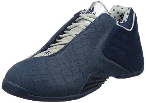 adidas Performance TMAC 3 Scarpe da Pallacanestro Blu per Uomo
