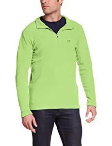 Oxbow Sidon Sweatshirt zippe homme Electric Vert FR : S (Taille Fabricant : S)