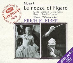 Las Bodas De Figaro (Kleiber) - Mozart - CD