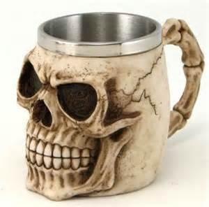 CNMKLM Halloween terreur gothique crâne VIN COUPE Vodka
