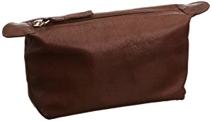 Jost Unisex Adult Mono Toiletry Bag Brown 2333-003