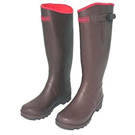 Chocolate colour Wellington Boots