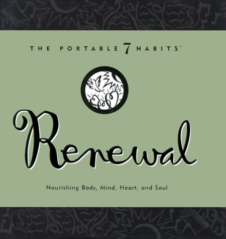 Image for Renewal : Nourishing Mind, Body, Heart, and Soul