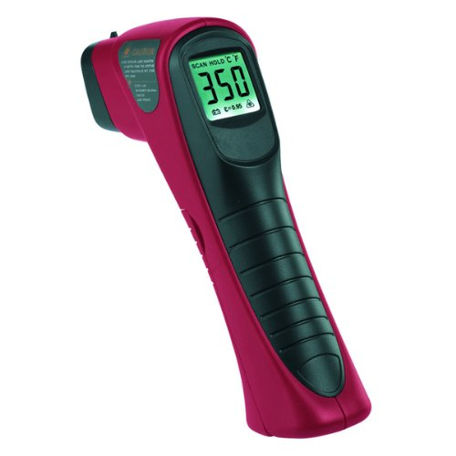 Infrared IR Digital ThermometerNon-contact accurate temperature measuring Bulit in Laser aiming