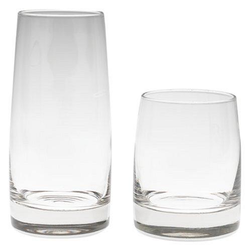 Libbey 16-Piece Vibe Glassware Set