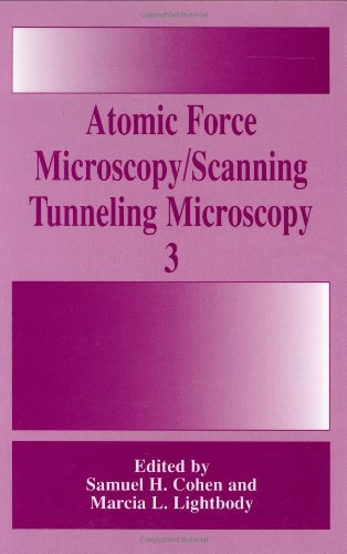 Atomic Force Microscopy/Scanning Tunneling Microscopy 3