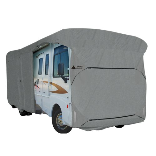Outdoor Rv Covers : Leader accessories high quality class a rv cover fits