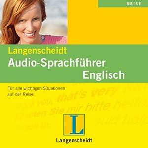 Langenscheidt Audio-Sprachführer Englisch Hörbuch
