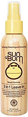 Best Cheap Deal for Sun Bum Beach Formula 3-in-1 Leave-in Spray, 4 Ounce by Sun Bum - Free 2 Day Shipping Available