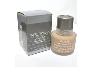 Virtual Skin Super Natural Finish Makeup Foundation 1oz/30ml - Y/O Real Ivory 05