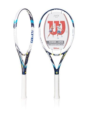 Wilson Juice 100S Spin Effect Tennis Racquet, 4.25 (Wilson Juice 100l compare prices)