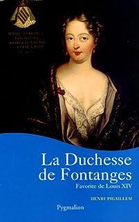 La duchesse de Fontanges