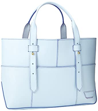 IIIbeca Harrison ST Tote,Baby Blue,One Size