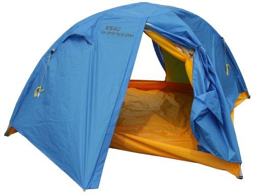 ダンロップ 4人用コンパクト登山テント