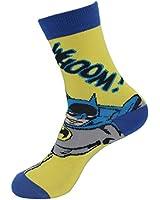 Generic Superman, Batman and Wonder Woman Cape Socks