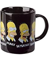 Unitedlabels - 0199459 - Tasse - Daily Homer - The Simpsons