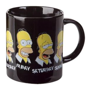 unitedlabels-0199459-tasse-daily-homer-the-simpsons