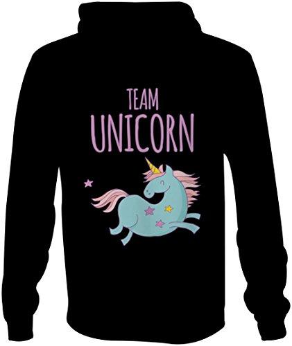 Team-Unicorn--Confortable-veste-pour-hommes--imprim-de-haute-qualit-et-slogan-amusant--Le-cadeau-parfait-en-toute-occasion