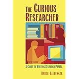 The Curious Researcher ~ Bruce Ballenger