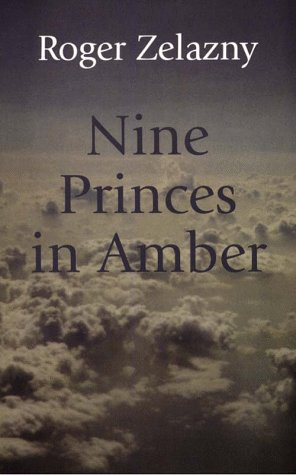 Nine Princes in Amber (Thorndike Press Large Print Science Fiction Series)