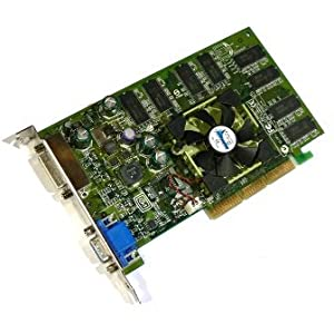 Vga geforce fx 6200
