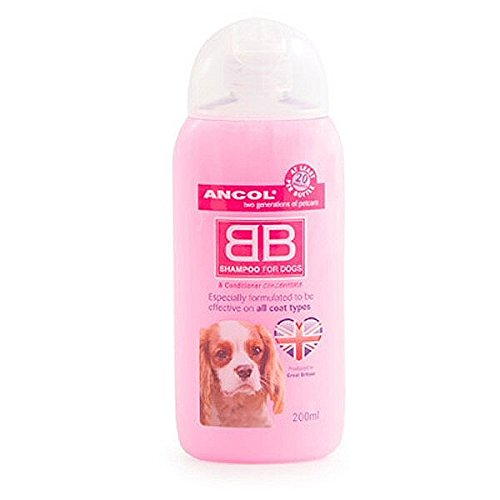 Ancol New Dog Shampoo, 200 Ml