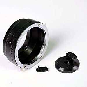 Canon EOS Lens to SONY NEX E Mount Adapter with Tripod 1/4""