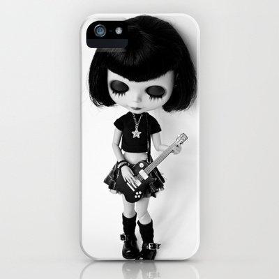 Society6/ソサエティシックス iphone5 ケース ロック Melinda_Rock