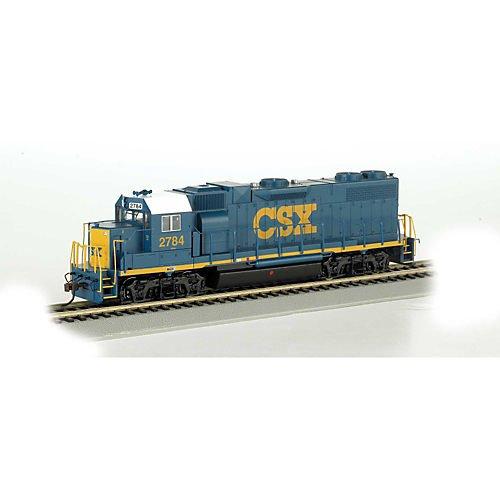 HO GP38-2, CSX/Dark Future