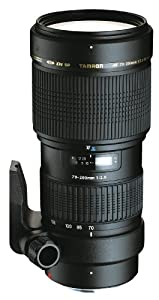 Tamron Objectif AF 70-200mm F/2,8 Di LD IF Macro - Monture Canon
