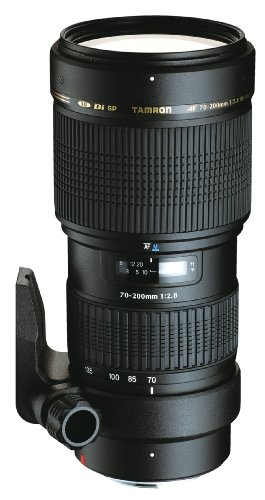 Tamron Af 70-200Mm F/2.8 Di Ld If Macro Lens For Canon Digital Slr Cameras (Model A001E)