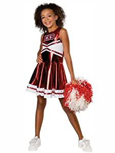 cheerleader High School Musical™ costume for girls - 3 to 4 years/ Toddler-Small