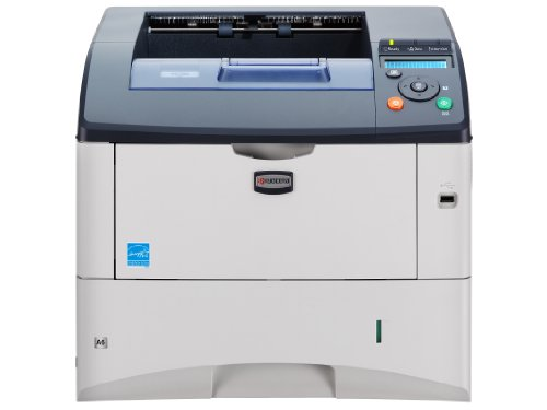 Kyocera FS-3920DN - Printer - B/W - duplex - laser - Legal, A4 - 1200 dpi x 1200 dpi - up to 40 ppm - capacity: 600 sheets - parallel, USB, 10/100Base-TX, direct print USB
