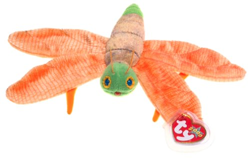Ty Beanie Babies Glow the Lightning Bug - 1