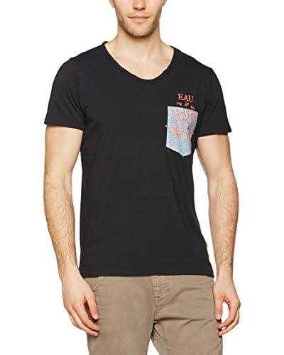 Meltin Pot T-Shirt Manica Corta Anatolyj [Nero]