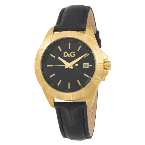 Dolce & Gabbana Chamonix Black Ladies Watch - DW0650