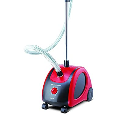 Bajaj Majesty MX100 1800-Watt Garment Steamer(Red/Black)