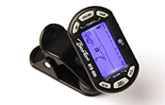 Clip on Chromatic Guitar Tuner: To suit Electric / Acoustic Guitar, Bass Guitar etc