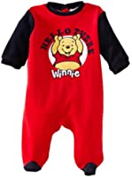 Winnie the Pooh Baby Sleepsuit