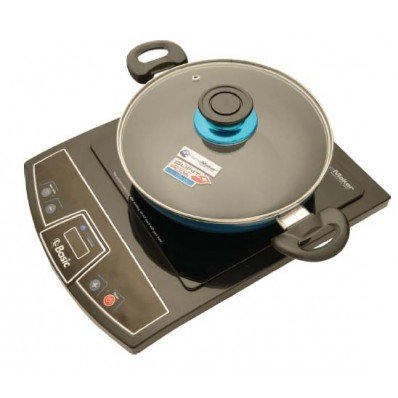 HomeMaker Basic 2000W Induction Cooktop
