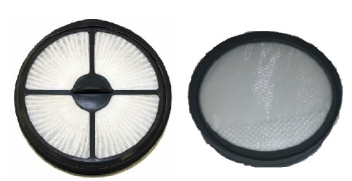 Hoover 303903001 & 303902001 WindTunnel Air Bagless Upright Filter Kit, fits UH70400 & UH70405 Models (Hoover Hepa Filter 303902001 compare prices)