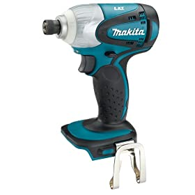 Bare-Tool Makita BTD141Z 18-Volt LXT Lithium-Ion Cordless Impact Driver (Tool Only, No Battery)