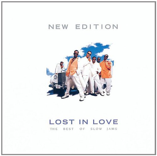 NEW EDITION - Lost in Love - Zortam Music