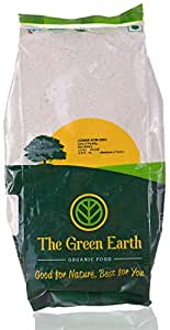 The Green Earth Jowar Atta, 250G available at Amazon for Rs.30