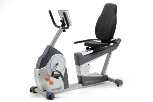 Bremshey Cardio Control  ER Recumbent Exercise  Bike