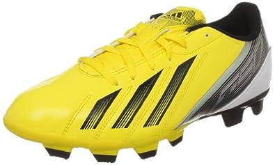 Adidas F5 TRX FG Yellow Men Football Shoes