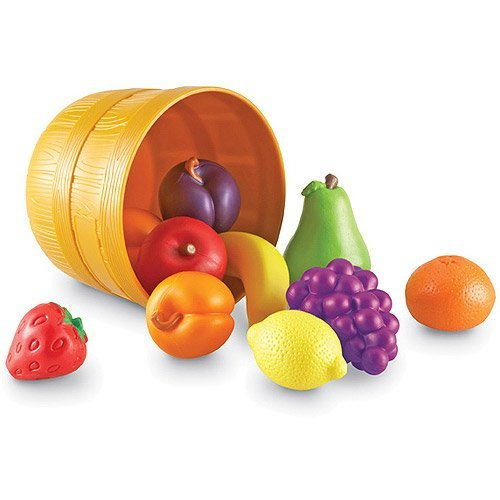 Learning Resources New Sprouts Bushel of Fruit - 1